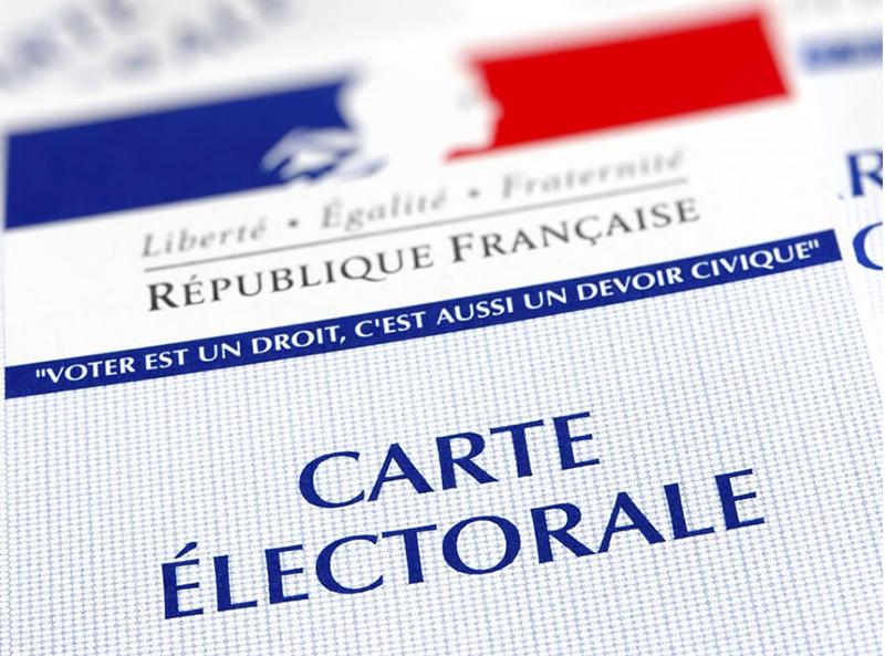 S'inscrire sur les listes électorales Vote par procuration