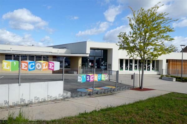 école D'Schuel à Rustenhart