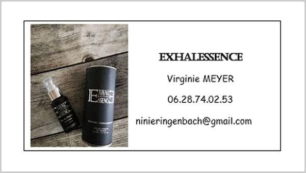 Conseillère Thermomix Représentante parfums Exhalessence à Rustenhart