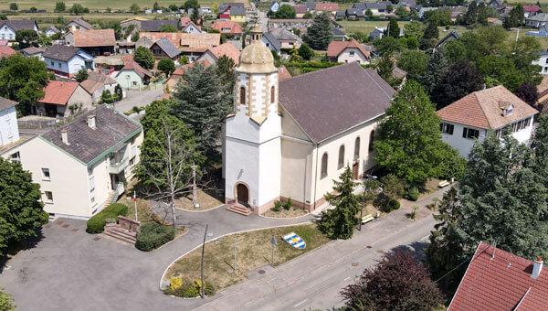 Rustenhart est riche en histoire locale